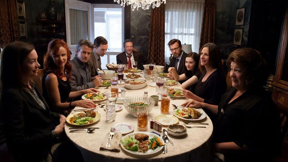 """August: Osage County"", photograph courtesy of film distributor"