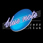 Na grafice logo klubu blue Note
