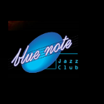 Logo klubu Blue Note.