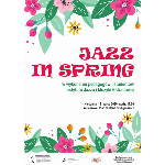 Plakat Jazz in Spring